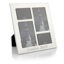 Personalised Multi Aperture Collage Frame - Engraved
