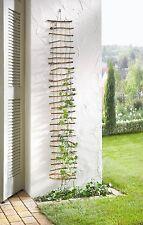 Deko Gitter Reisigstäbe Rankgitter Wand  Gartengestaltung Rankhilfen Gartenzaun