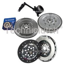 2 PART CLUTCH KIT AND SACHS DMF WITH CSC FOR RENAULT MEGANE CONVERTIBLE 1.9 DCI