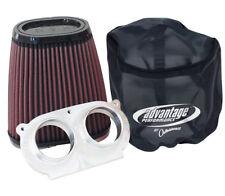 Raptor 660 Air Filter Kit Pro Design K&N Pro Flow Yamaha Dual Stage Twin Intake