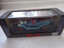 RIO 1/43 - REF 23 - FIAT 60 CV TORPEDO 1905 CLOSED TOP DIECAST MODEL CAR IN BOX