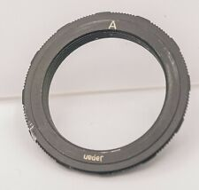 Rare - Pentax A Adapter Ring L Leica M39 Mount Lens To M42 Camera