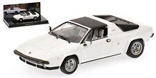 Lamborghini Silhouette 1976 White Museum Series 1:43 Model MINICHAMPS