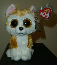 Ty Beanie Boo's - Loy the Akita Dog (6 Inch)(2020 Japan Exclusive) New Mwmt