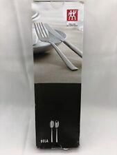 Zwilling J.A. Henckels Bela 2 Pcs Salad Serving Set 18/10 Stainless Steel NIB