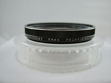 VIVITAR 58MM POLARIZING CAMERA LENS FILTER (MINT-)