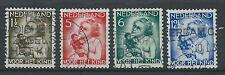 1934 Nederland Kinderzegels  NR.270-273 gebruikt, mooie serie!
