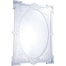 VENETIAN STYLE WALL MIRROR VANITY BEDROOM BATHROOM DINING ROOM FOYER HALLWAY BAR