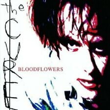 The CURE-Bloodflowers CD 9 tracks Alternative/Pop/New Wave NUOVO
