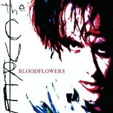 THE CURE - BLOODFLOWERS  CD  9 TRACKS ALTERNATIVE / POP / NEW WAVE  NEU