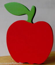 Painted Apple -Freestanding teacher gift Limited quantity available