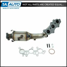 Exhaust Manifold w/ Catalytic Converter Gaskets & Hardware Pair for Toyota New