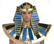 Egyptian Male Headpiece Cleopatra Pharoah Nile Mens Adult Costume Accessory