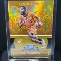 2014-15 TJ Warren Excalibur Crusade Orange Die cut Rookie RC /60