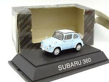 Ebbro 1/43 - Subaru 360 Bleue