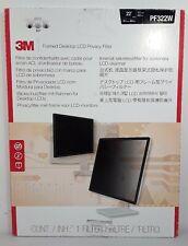 3M PF322W Framed Privacy Filter for Desktop LCD/CRT Monitor #3979