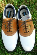FootJoy 11.5W Soft Spike Cleats Leather Dry ICE Comfort & Golf shorts and shirts