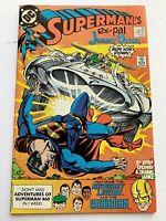 SUPERMAN #37 (1989) DC Comics VF/NM