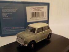 Classic Mini, Grey, Model Cars, Oxford Diecast 1/76