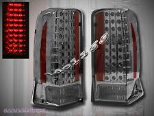 02-03 04-06 CADILLAC ESCALADE SMOKE LED TAIL LIGHTS 05