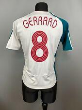 GERRARD LIVERPOOL 2006 2007 THIRD SHIRT FOOTBALL SOCCER JERSEY ADIDAS BOYS
