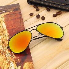 Elegant Men Women Summer Eyewear Reflective Mirror Lens Sports Sunglasses HP