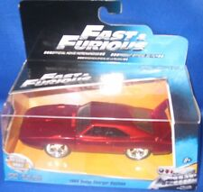 FAST & FURIOUS MOVIE 1969 DODGE CHARGER DAYTONA 1:32 DIE CAST COLLECTIBLE CAR