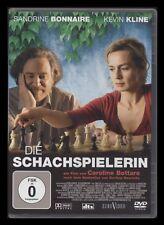 DVD DIE SCHACHSPIELERIN - KEVIN KLINE - nach dem Bestseller von BERTINA HENRICHS
