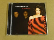 CD / HOOVERPHONIC – THE NIGHT BEFORE