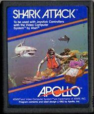 Atari 2600 Spiel - Shark Attack #Picturelabel V2 Modul