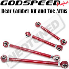 GODSPEED REAR CAMBER+TOE CONTROL ARMS ALIGNMENT KIT FOR 11-UP BMW 2 SERIES F22