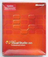 Microsoft Visual Studio 2005 Professional - Update - Deutsch -