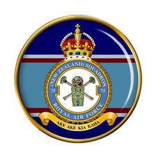 75 (New Zealand) Squadron, RAF Pin Badge