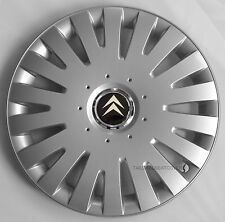 14'' Wheel trims Hub Cups for Citroen C1 C2 C3 Saxo 4 x 14'' silver