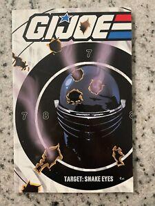 GI Joe Target: Snake Eyes IDW Graphic Novel Comic Book Storm Shadow Cobra J590