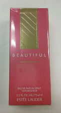 Beautiful by Estee Lauder 2.5 oz EDP Perfume for Women New In Box