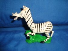 "Madagascar Zebra Marty PVC DecoPac Cake Topper 3"" tall"