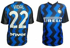 Inter Milan VIDAL 22 Replica Official 2020-2021 Jersey