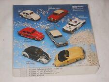SCHUCO NUTZ - MICRO RACER -  BAUSATZ VW KÄFER BEETLE 1039 - OVP - EINGESCHWEISST