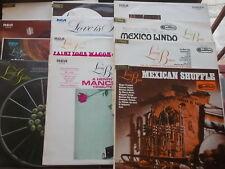 Easy Listening 20 LP LOT Living Brass~Strings~Guitars~Marimbas~Voices~Pianos