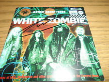 ROB ZOMBIE SIGNED/AUTOGRAPHED WHITE ZOMBIE ASTRO-CREEP:2000 CD