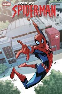 "Web of Spider-Man #1 Folded Promo Poster 24"" X 36"" Marvel Comics 2020"