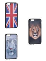 Custodia Cover Case 3D in silicone per Apple Iphone, Samsung Galaxy, Huawei