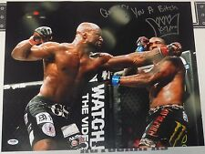 King Mo Signed UFC 16x20 Photo PSA/DNA COA Bellator Picture MMA Muhammed Lawal 3