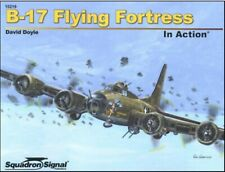 B-17 Flying Fortress In Action - Book SS622