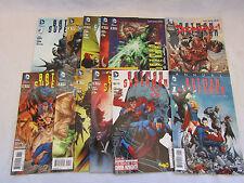 Batman Superman issues 1-10 plus annual