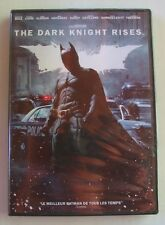 DVD THE DARK KNIGHT RISES - Christian BALE / Michael CAINE - NEUF