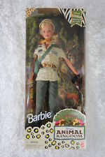 BARBIE DISNEY ANIMAL Kingdom, Mattel 20363-NUOVO -