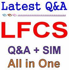 Linux Foundation Certified System Administrator LFCS Exam Q&A PDF+SIM