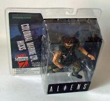 McFarlane Movie Maniacs Series 7 - Aliens Colonial Hicks 17 cm Figur 13+ - Neu